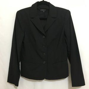 LAFAYETTE 148 virgin wool 4 button blazer HA